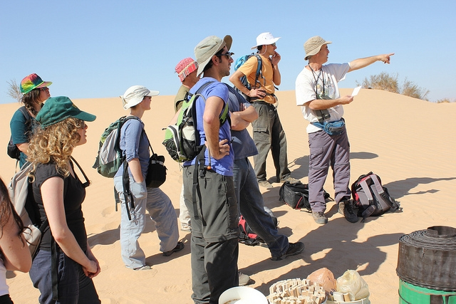 Arava Semester Students